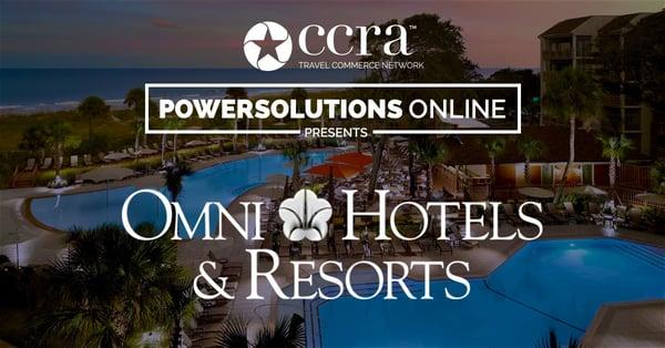 Omni Hotels & Resorts Webinar