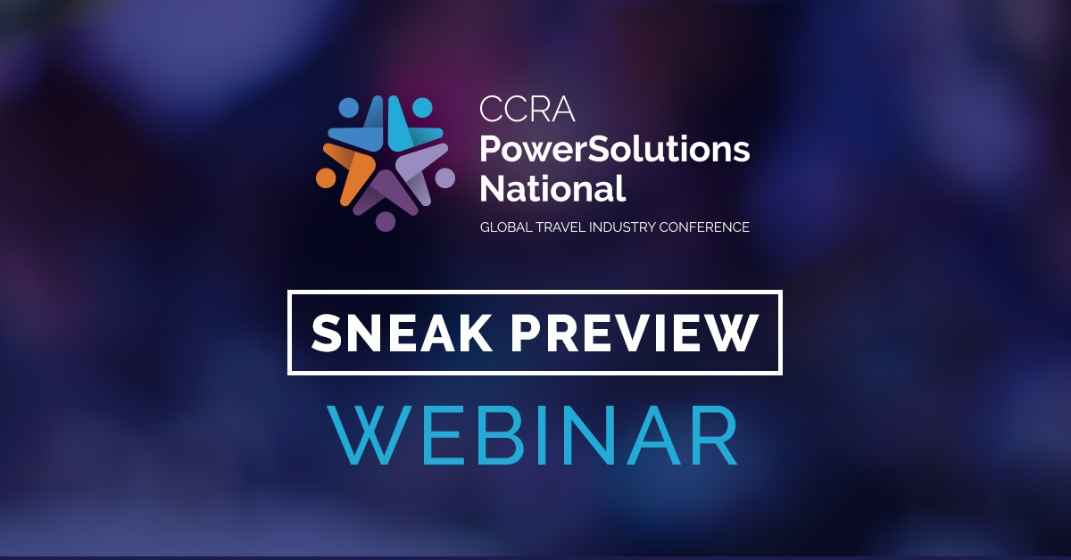 CCRA PowerSolutions National Sneak Preview